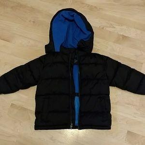 Boys 3T Faded Glory Puffer Jacket